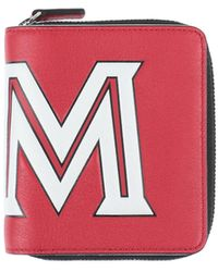 MCM Portefeuille - Rouge