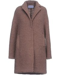 Harris Wharf London Coat - Brown