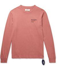 Pasadena Leisure Club Camiseta - Rosa