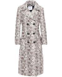 Ainea Overcoat - Grey
