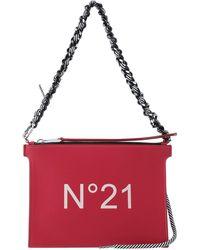 N°21 Bolso de mano - Rojo