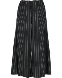 Peperosa Pantalones piratas - Negro