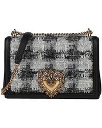 Dolce & Gabbana Cross-body Bag - Black