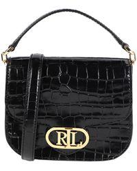 Lauren by Ralph Lauren Handbag - Black