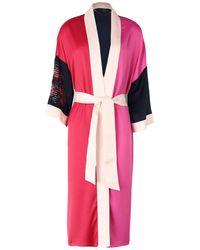 Pinko Overcoat - Multicolour
