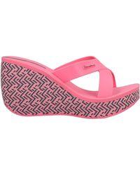 Ipanema Sandals - Pink