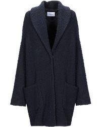 Aglini Coat - Blue