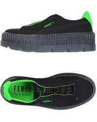 Fenty Sneakers & Tennis basses - Noir