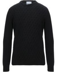 Officina 36 Pullover - Nero