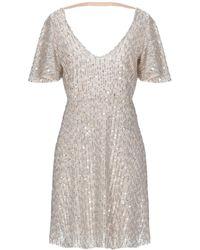 MÊME ROAD Short Dress - Natural