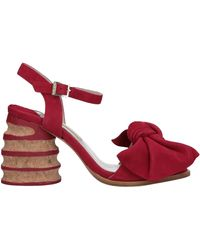Paloma Barceló Sandals - Red