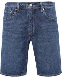 Levi's Denim Shorts - Blue