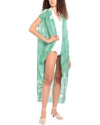 Agogoa Strandkleid - Grün