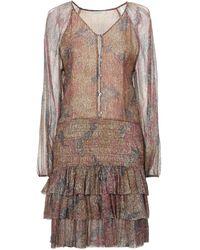 Mes Demoiselles Short Dress - Multicolour