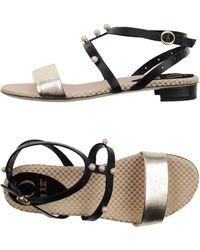 O Jour - Sandals - Lyst