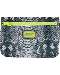 Marc By Marc Jacobs Pouch - Gray