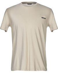 Miu Miu T-shirt - Natural
