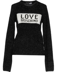 Love Moschino - Jumper - Lyst