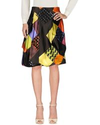 Christian Lacroix | Knee Length Skirts | Lyst
