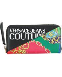 Versace Jeans Couture Billetera - Verde