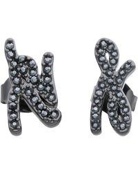 Karl Lagerfeld Earrings - Multicolour