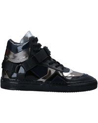 Karl Lagerfeld Sneakers abotinadas - Negro