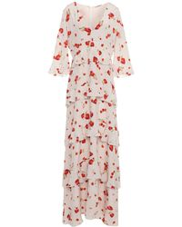 Vilshenko Long Dress - Pink