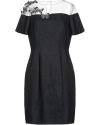 ALTEЯƎGO Vestito corto - Blu