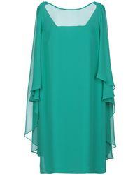 Liu Jo Short Dress - Green