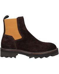 Barracuda Ankle Boots - Brown