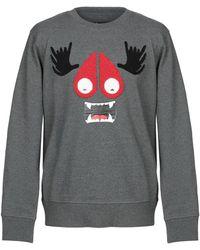Moose Knuckles Sweatshirt - Grey