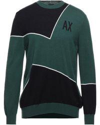 Armani Exchange Pullover - Verde