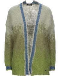 Ottod'Ame Cardigan - Green