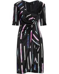 Emporio Armani Short Dress - Black