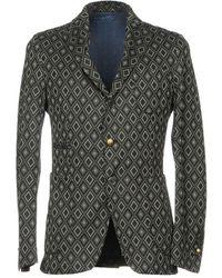 John Sheep Suit Jacket - Multicolour