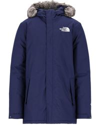 The North Face Coat - Blue