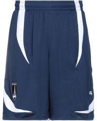 Balenciaga Shorts & Bermuda Shorts - Blue