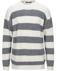 Takeshy Kurosawa Sweater - White