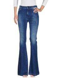The Seafarer Pantalon en jean - Bleu
