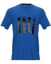 LHU URBAN T-shirt - Blue