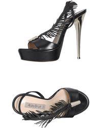 Aldo Brue' - Platform Sandals - Lyst