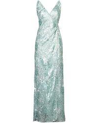 Maria Lucia Hohan Vestito lungo - Blu