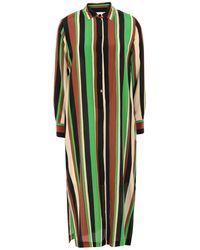 Momoní 3/4 Length Dress - Green