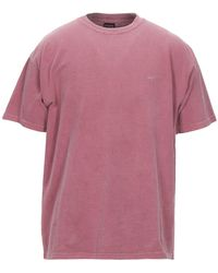 Obey T-shirt - Pink