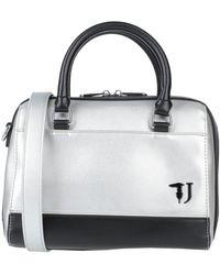 Trussardi Handbag - Metallic