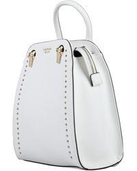 Tosca Blu Backpacks & Bum Bags - White