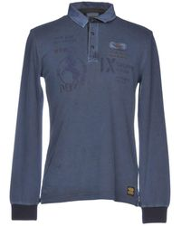 Aeronautica Militare Polo Shirt - Blue