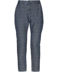 Henry Cotton's Pantalones - Blanco