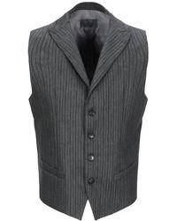 Domenico Tagliente Waistcoat - Grey