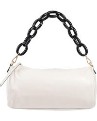 Gianni Chiarini Handbag - White